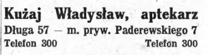 Kużaj Władysław